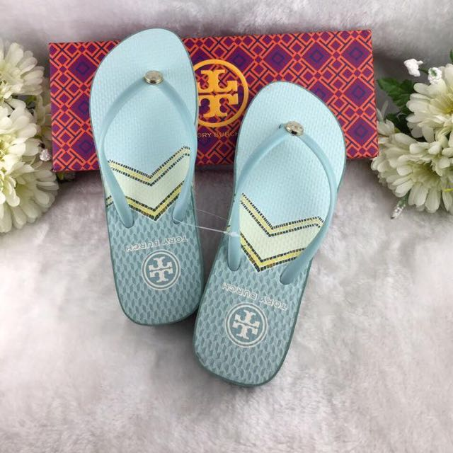 c3ff2fc76 TORY BURCH SLIPPER WEDGE
