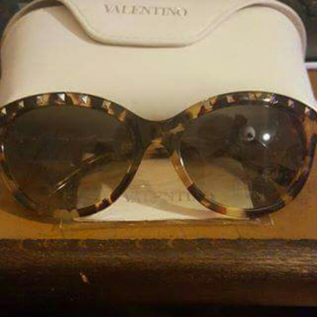 Valentino Cateye Sunglasses