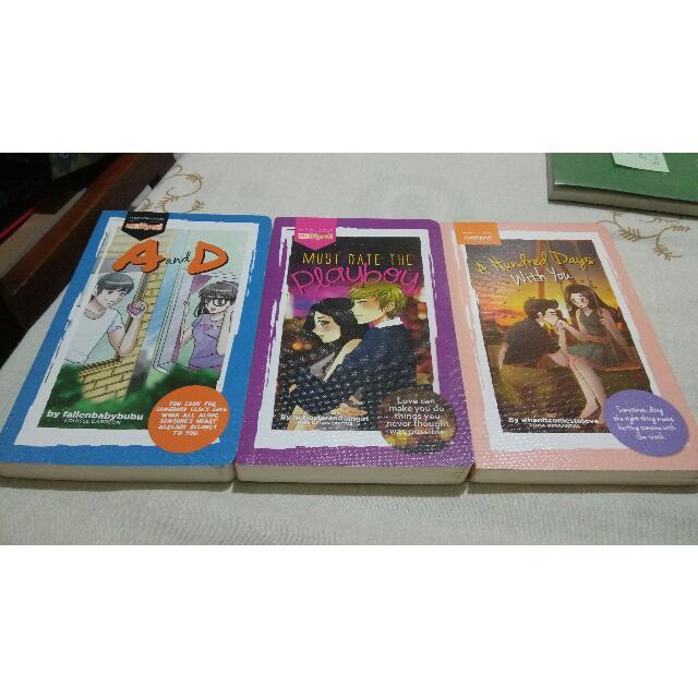 Wattpad Books!