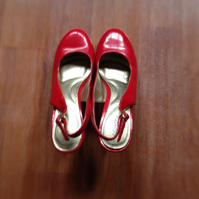 Wedge Shoes by Deflex (Payless) Size 8