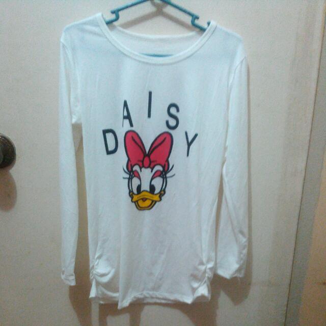 White Daisy Top