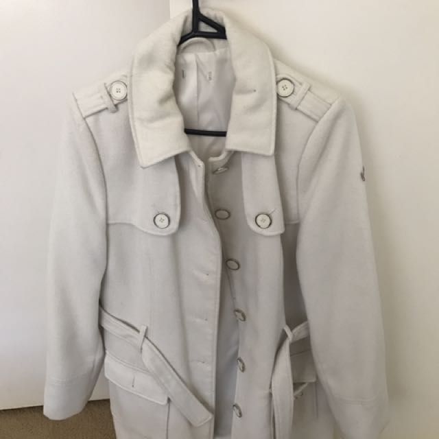 Women's Beige Coat