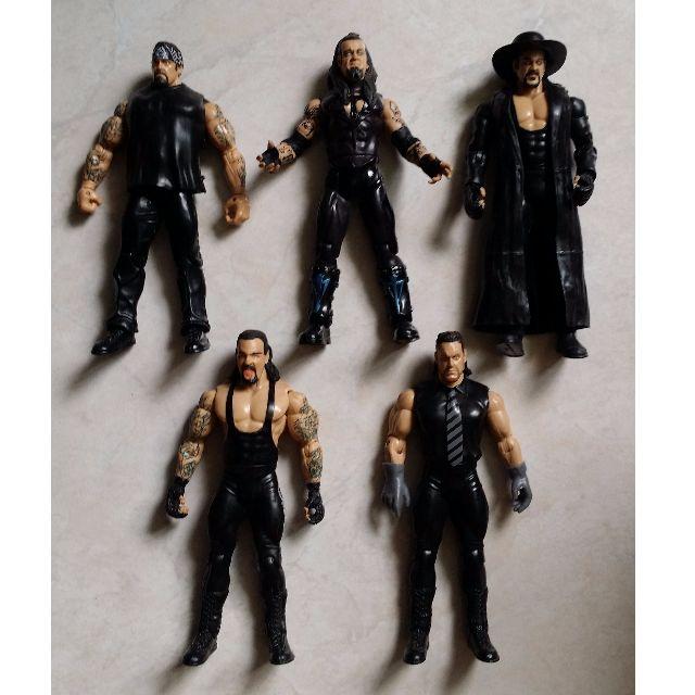 WWE Classic Superstars Undertaker Series 3 Jakks