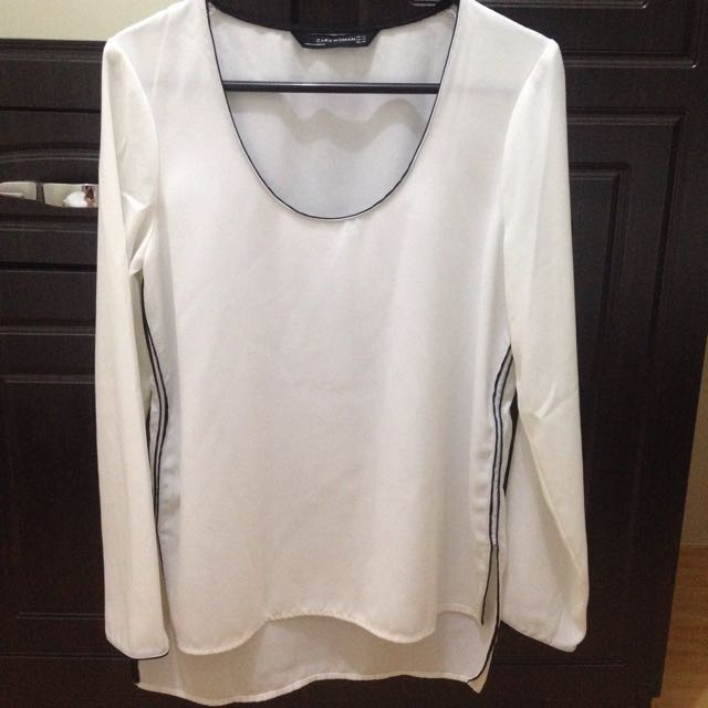 Repriced! Zara Woman Blouse