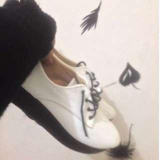 Sepatu Platform Handmade 5cm