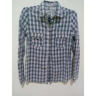 Mango Collar Shirt #jatuhharga