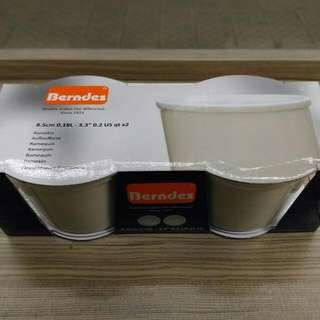 🎂🍰德國 Berndes 8.5cm 小考盅2入/組🍮🍪【#居家生活好物】