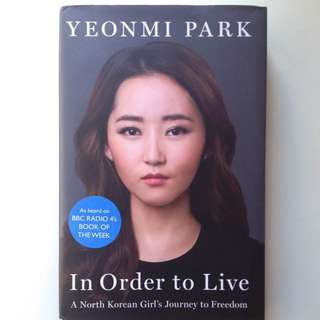 (ebook) In Order To Live - North Korean Girl Journey To Freedom