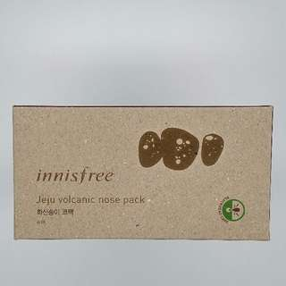 Innisfree, Jeju volcanic nose pack, brand new
