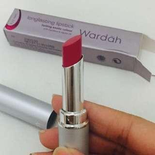 Wardah Longlasting Lipstick