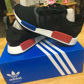 NMD 初代  紅藍款  BOOTS