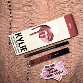 DAZZLE- Kylie Cosmetics Velvet Lipkit