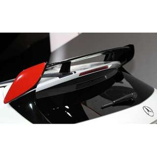 Mercedes Benz A250 A45 W176 AMG Rear Wing GT Spoiler