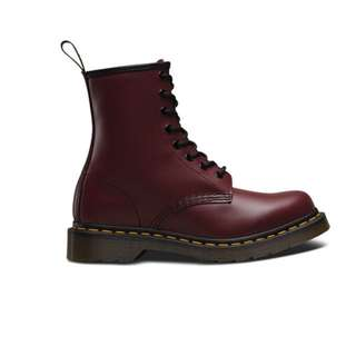 Cherry Red Dr. Martens Boots