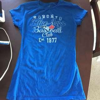 Toronto Blue Jays Ladies Tshirt