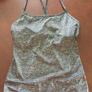 Lululemon Workout Tank In Mint Condition