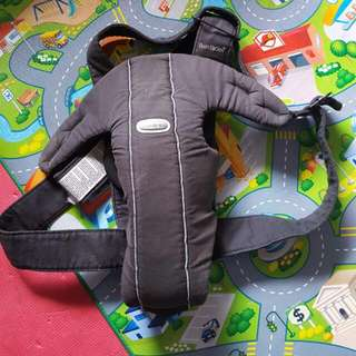Baby Bjorn Original Black Baby Carrier