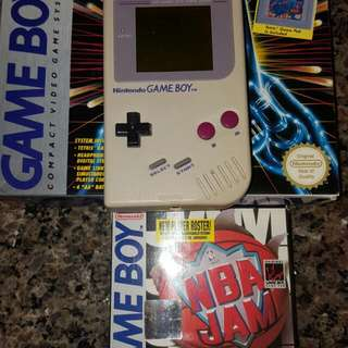 Used Gameboy
