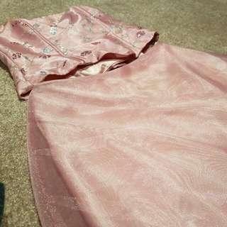 Strapless Formal Dress - SIZE 6