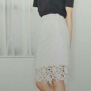 Lace Skirt $7