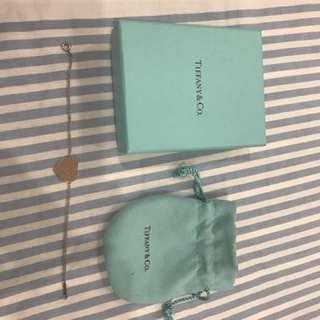 Return To Tiffany Heart Bracelet In Rubedo