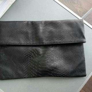Black clutch $7