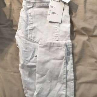 White Cotton On Jeans