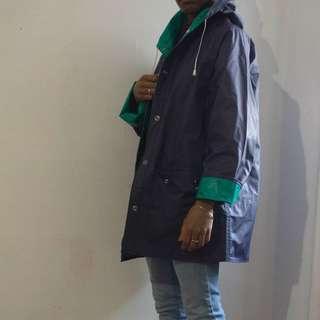 Reversible Rain Coat