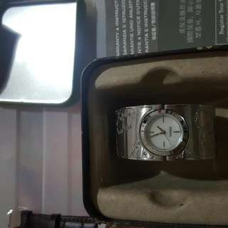 FOSSIL LIMITED EDITION STUDDED WATCH, PRELOVED