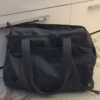 Lulu Lemon Duffle Bag