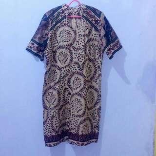 Mirota Dress Batik