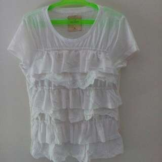 Auth Hollister Blouse