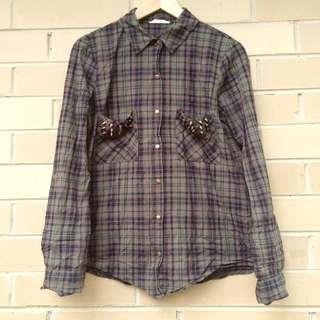 Jay Jays Plaid Shirt
