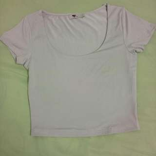 Temt Cropped Top