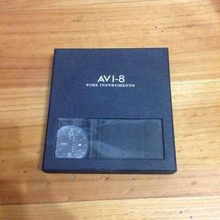 AVI-8 Time Instruments w/ Wallet