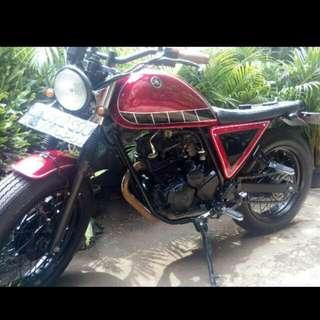 Yamaha Scorpio 225 Japstyle