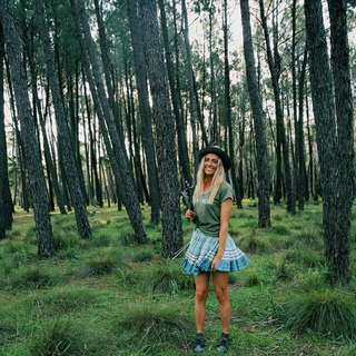 Spell And The Gypsy Oracle Mini Skirt