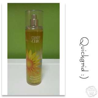Auth Bath And Body Works COUNTRY CHIC