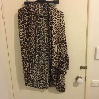 Leopard Over Top