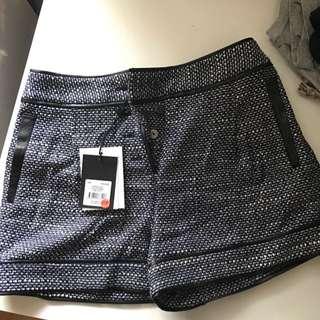 Sass & Bide Inside Gion Shorts Size 10