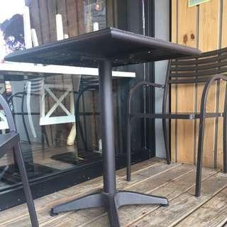 戶外休閒鐵椅子
