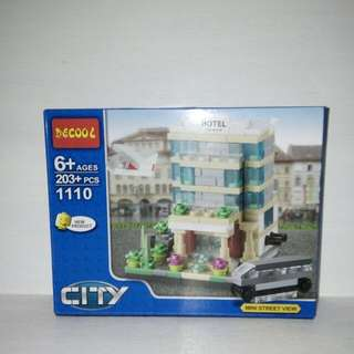 Hotel Building Blocks