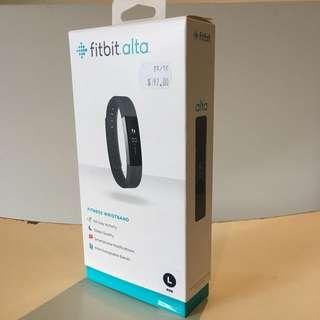 FitBit Black L