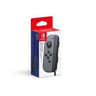 Nintendo Switch Joy- Con Grey Controller Left