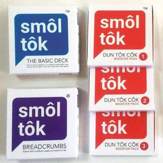 Smol Tok Card Game Bundle
