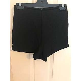 Ava And Ever Black Shorts