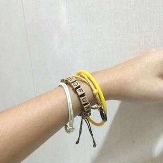 Yellow Edition Bracelet