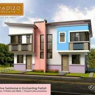 House And Lot For Sale In Anabu Imus Cavite