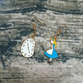 愛麗絲耳環