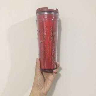 Starbucks Red Tumbler Bottle